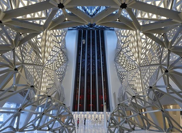 Edifício Morpheus (Foto: Divulgação)
