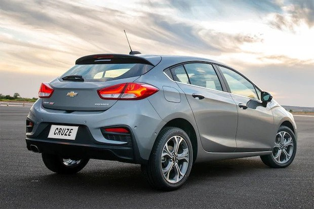 Novo Chevrolet Cruze Sport6 (Foto: Divulgação)