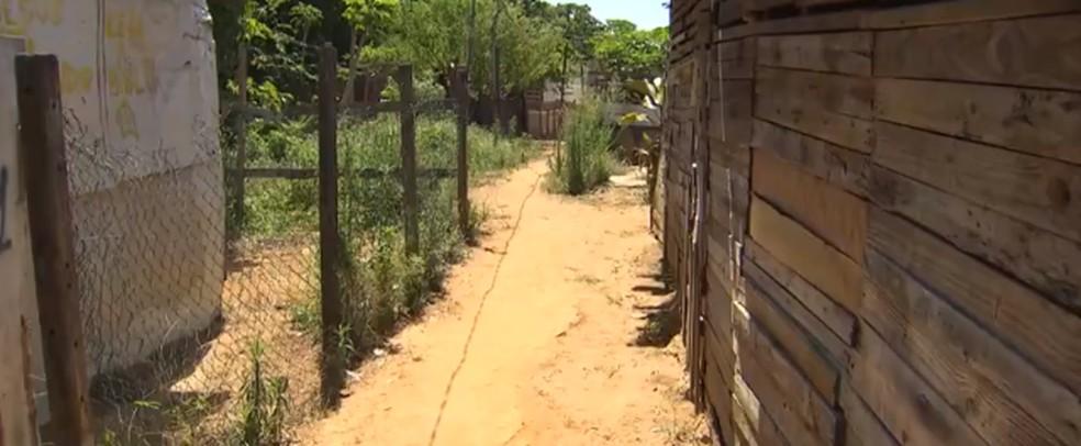 Mortes de motoristas por aplicativo no bairro de Santo Inácio, em Salvador, são apuradas pela Polícia Civil — Foto: Reprodução/ TV Bahia