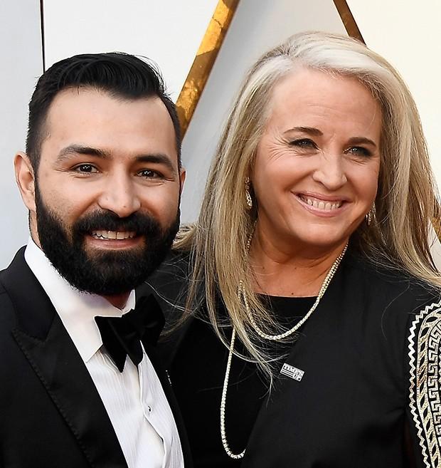 Adrian Molina e Darla K. Anderson (Foto: Getty)