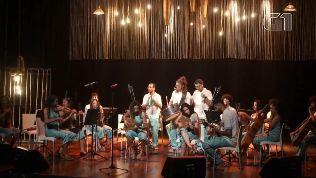 VÍDEO: conheça a orquestra baiana usa sisal para confeccionar instrumentos musicais