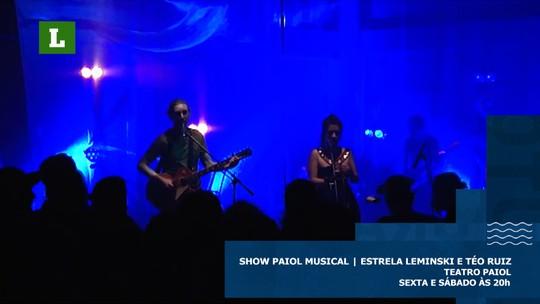 Minuto Cultural Curitiba: veja dicas para o fim de semana