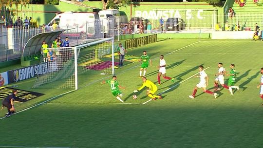Os melhores momentos do empate tricolor diante da Cabofriense