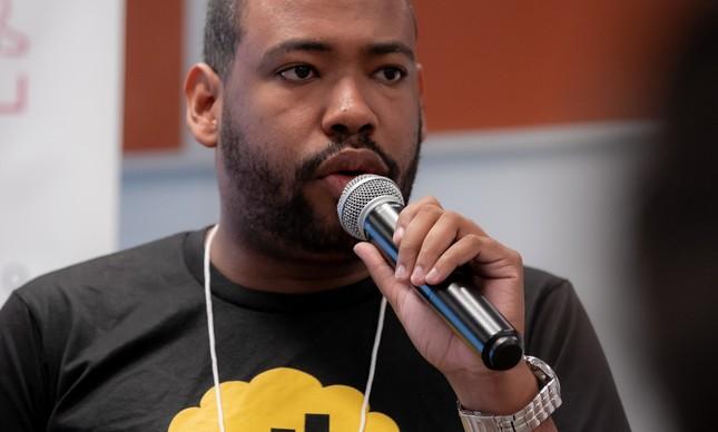 Diego Reis, CEO do Banco Afro