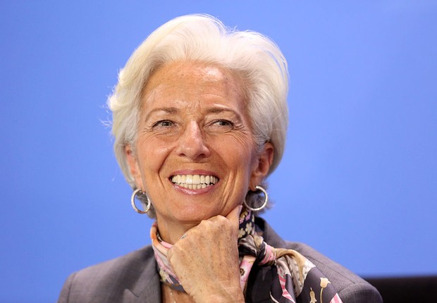 Christine Lagarde (Foto: Adam Berry/Getty Images)