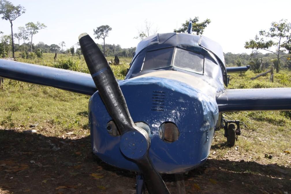 Desde criança, eles sonhavam em construir a própria aeronave — Foto: Colniza MT Notícia
