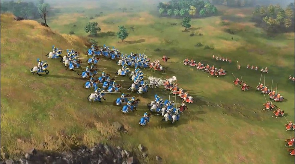Age of Empires IV também ganhou um novo trailer — Foto: Reprodução/Xbox & Bethesda Games Showcase