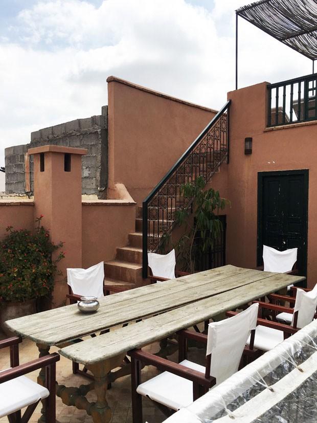 Roteiro de viagem: onde se hospedar em Marrakech (Foto: Michell Lott)
