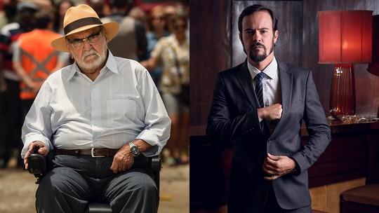 Lima Duarte repercute cena comovente ao lado de Paulinho Vilhena, em 'Treze Dias Longe do Sol'