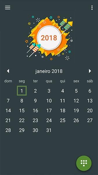Calendario Mostre Foi 2019.Calendario 2019 Diario Feriados Lembretes Download