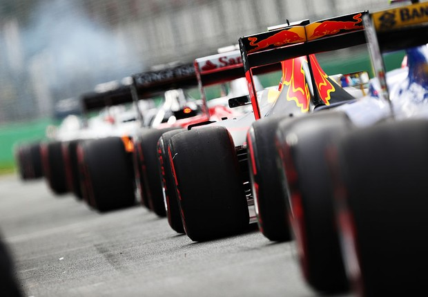 Formula 1 (Foto: Mark Thompson/Getty Images)