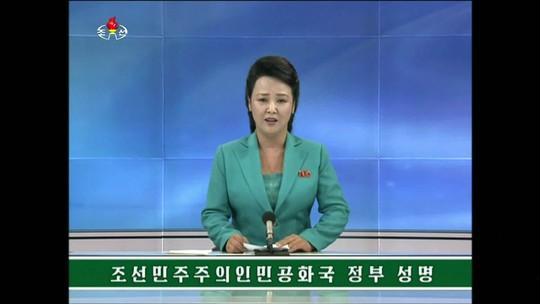 Coreia do Norte teria capacidade de colocar bomba nuclear em seus mísseis