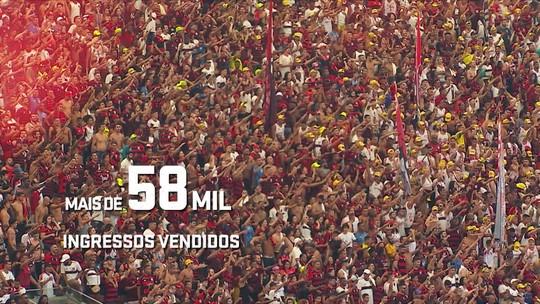 Espião Estatístico: números na temporada dão favoritismo para o Flamengo diante do Athletico-PR
