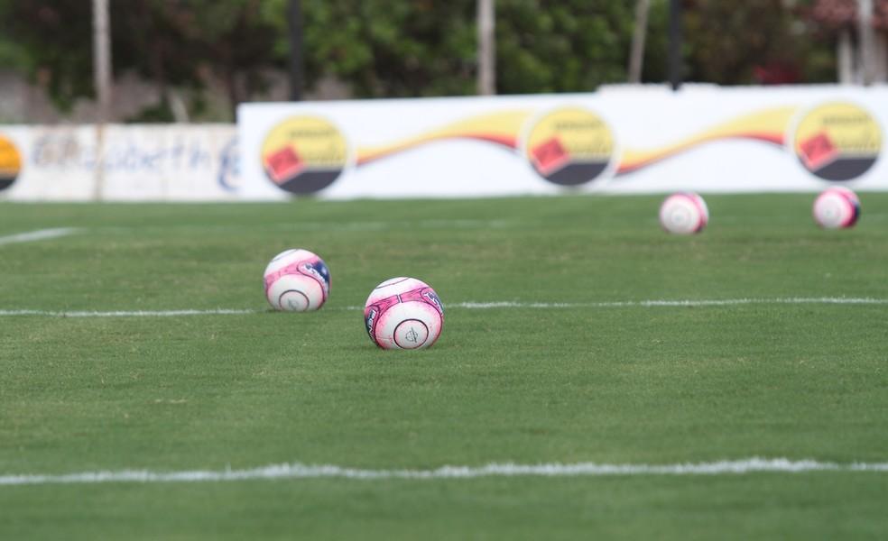 Por enquanto, a Maravilha do Contorno segue sem atividades no campo — Foto: Cisco Nobre/GloboEsporte.com