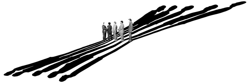 Obra 'O Abraço' (1981/2020) da artista Regina Silveira estará na mostra 'Vento', da 34ª Bienal de SP — Foto: Divulgação/34ª Bienal de SP
