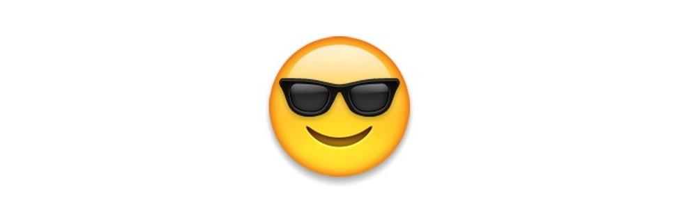 Um bom exemplo de emoji para uma ironia leve — Foto: Reprodução/TechTudo