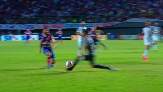 Bahia 1 x 2 Ceará: confira melhores momentos e gols