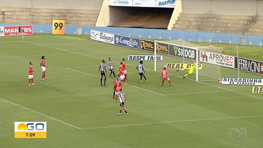 Goiânia x Anapolina - Campeonato Goiano 2019 - globoesporte.com