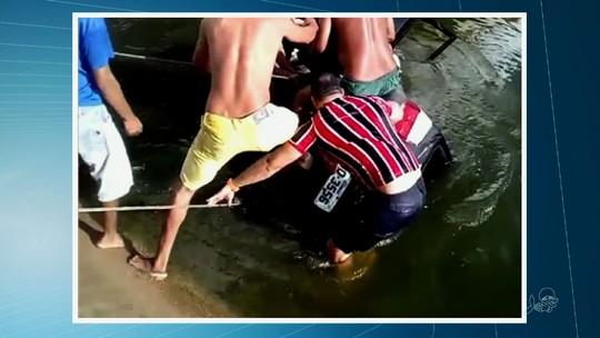 Crianças feridas em acidente são transferidas para o IJF em Fortaleza