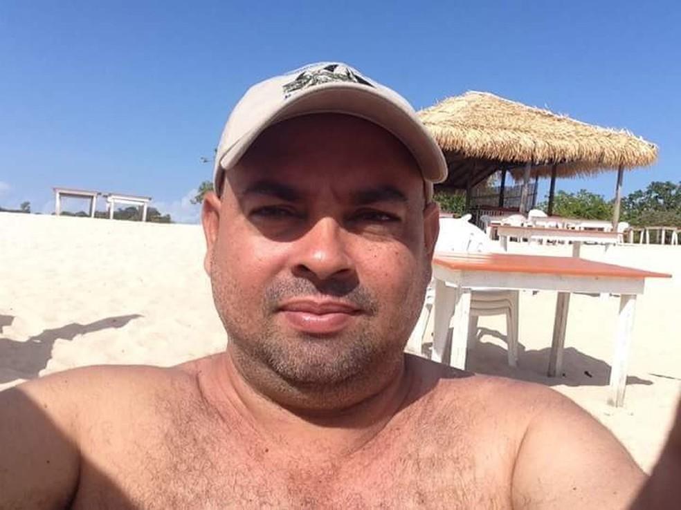 Nagib Jorge do Carmo Monteiro, um dos mandantes do crime — Foto: Polícia Civil/Divulgação