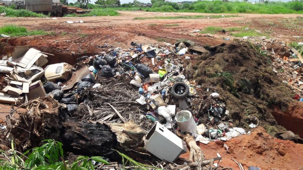 Justiça determina que lixão de Cerejeiras, RO, seja desativado no início de 2021