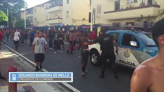 4204ba1fa2 Bandeira classifica texto do Flamengo em rede social como
