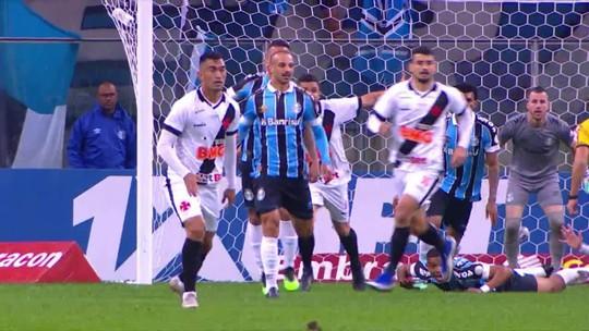 Sem Rossi, Vasco tenta a liberação de Talles Magno para clássico contra o Fluminense