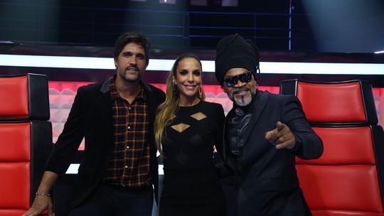 André Marques e técnicos vão às lágrimas na Final do 'The Voice Kids'