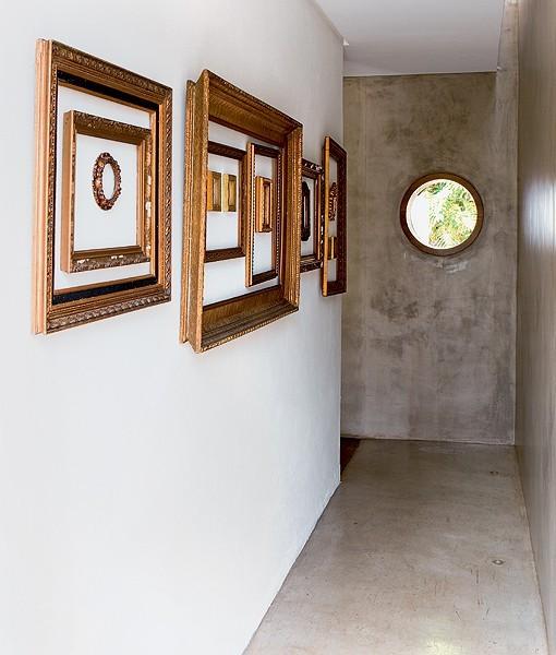 decoração-de-corredor (Foto: Edu Castello/Editora Globo)