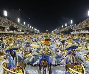 Desfile da Portela, campeão do carnaval do Rio de 2017   Guito Moreto