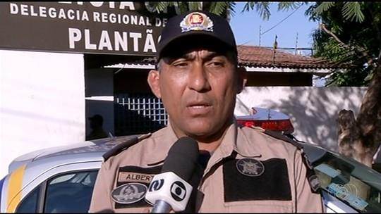 Suspeitos de invadir e assaltar fazenda em Alvorada são presos