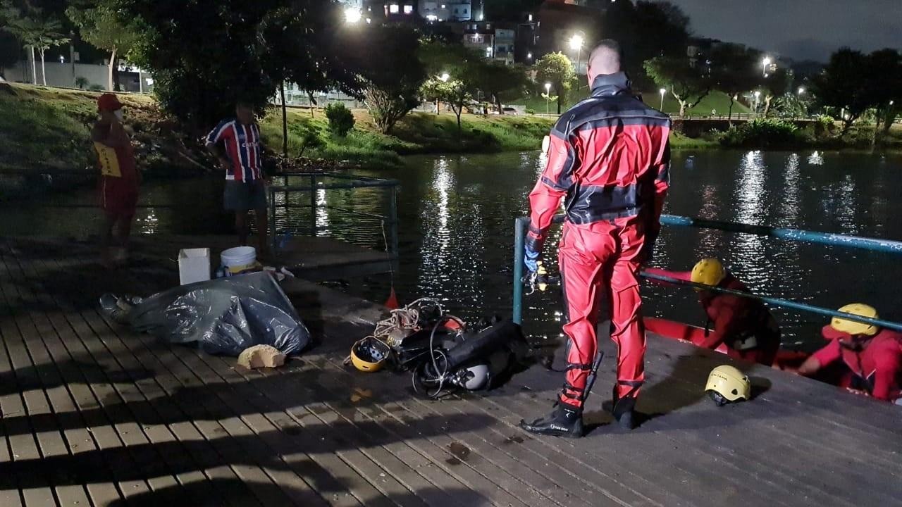 Corpo de homem é encontrado no Dique do Tororó, em Salvador