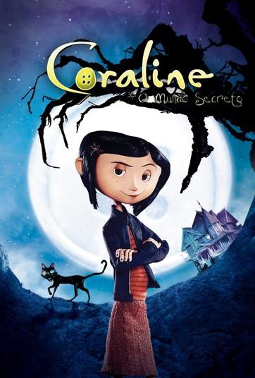 Coraline E O Mundo Secreto - undefined