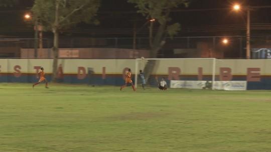 'Foi muita falta de sorte', diz Ribinha sobre gols perdidos contra o Náutico-RR