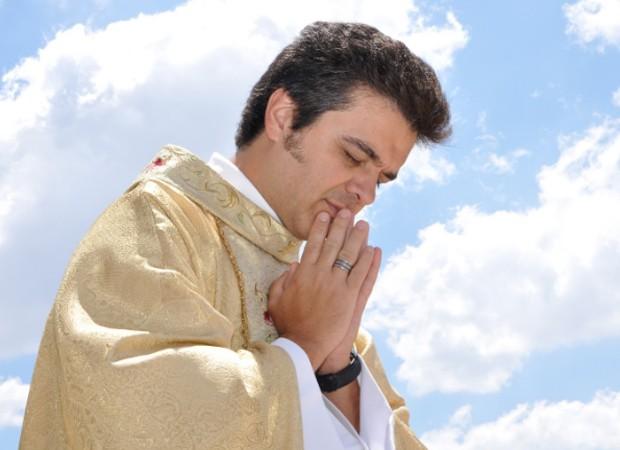 Padre Marcos Roberto Pires (Foto: Foto:  Divulgação)