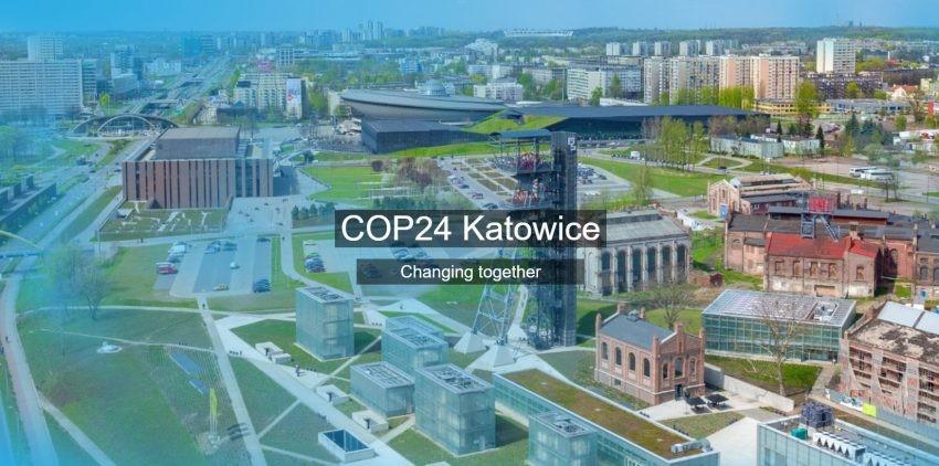 Cidade de Katowice, na Polônia, é a sede da COP-24. (Foto: Divulgação / ONU)