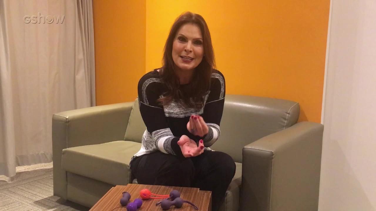 Laura Muller tira dúvidas sobre pompoarismo