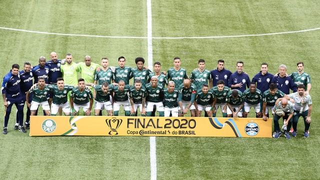 Os campeões da Copa do Brasil 2020