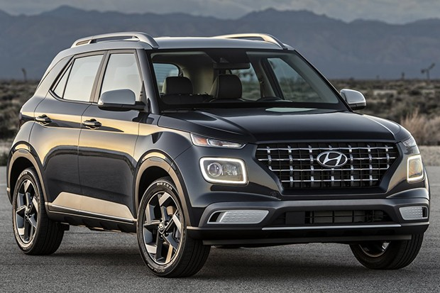 Hyundai Venue foi feito pensado em público jovem  (Foto: Divulgação)