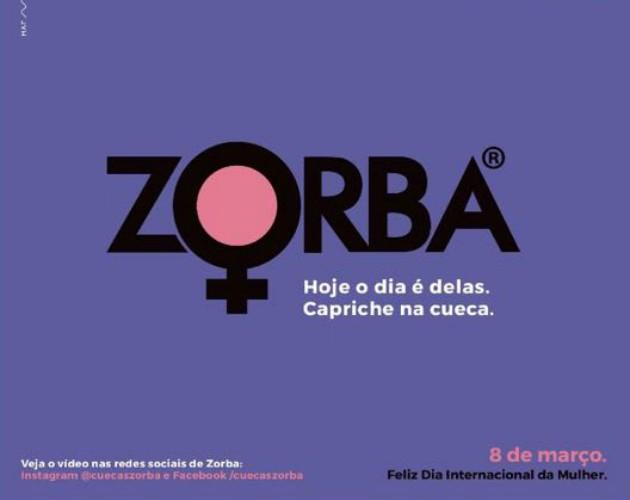 Campanha da Zorba (Foto: Reprodução)