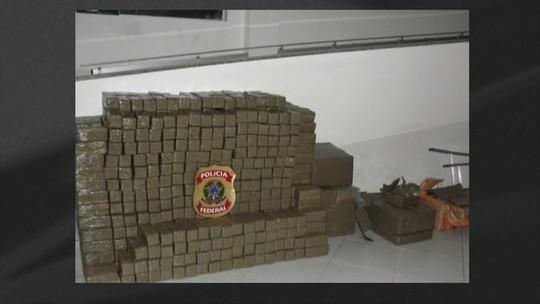 PF faz operação contra o tráfico de drogas para a Europa