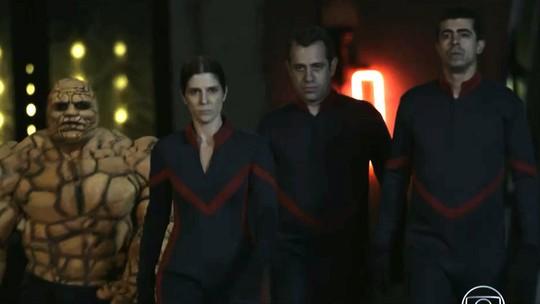 #TBT: relembre o filme da Marvel que ganhou paródia religiosa no 'Tá no Ar'
