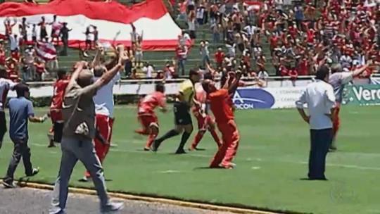 Na semana do clássico, #tbt relembra jogos históricos entre Uberlândia e Uberaba