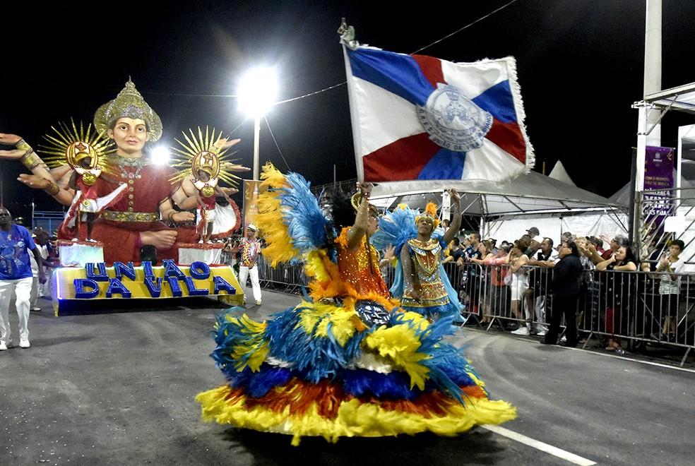 Sábado de carnaval reuniu cerca de seis mil pessoas no espaço multiuso  — Foto: Divulgação