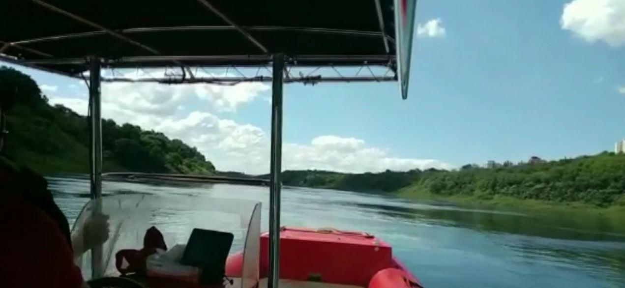 Corpo de adolescente desaparecido é encontrado no Rio Paraná