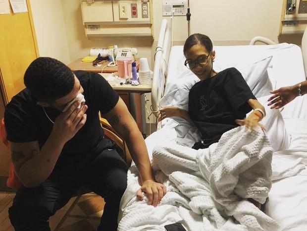 Drake lamenta morte de fã (Foto: Reprodução/Instagram)