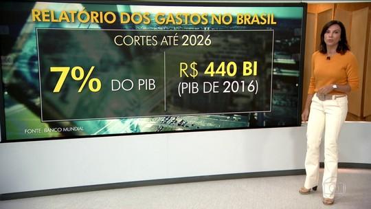 Brasil gasta muito e gasta mal, diz relatório do Banco Mundial