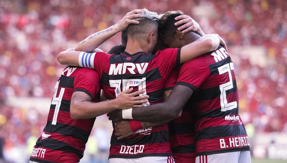 Tabela Do Flamengo No Brasileirao 2019 Veja Todos Os Jogos Do Rubro Negro Flamengo Ge