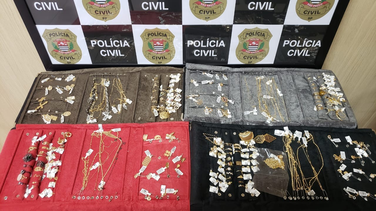 Suspeito do assassinato de músico também é investigado por roubo de joias em Lins, diz polícia