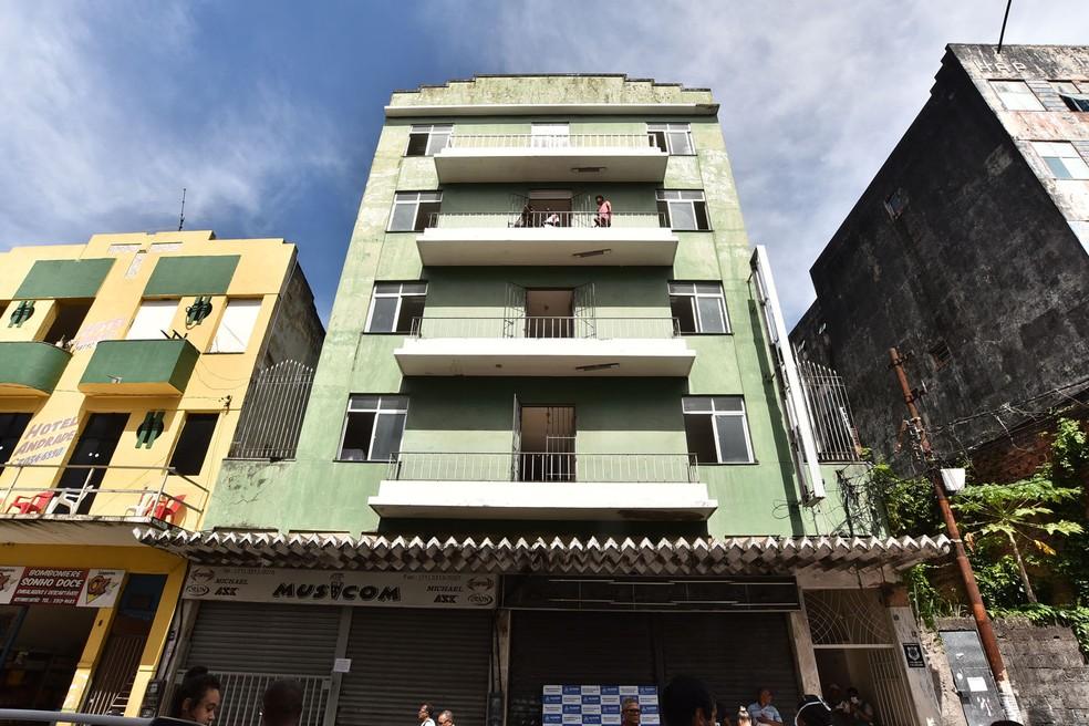 Nova unidade provisória vai abrigar 160 pessoas em situação de rua na Calçada, em Salvador — Foto: Max Haack/Secom